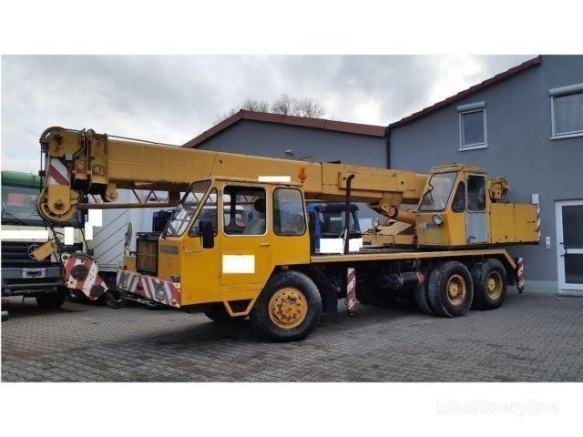 mobile crane LIEBHERR LT1025-25t-Allrad 33 m 2x Seilwinde Kranwagen
