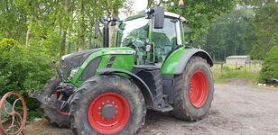 traktor roda FENDT 720 SCR Vario Profi