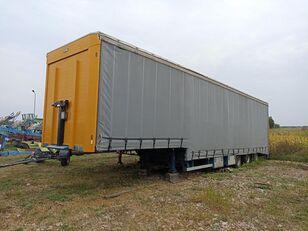 semi-trailer dengan terpal samping KELBERG