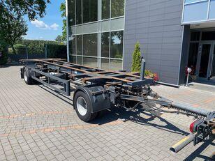 trailer sasis kontainer Schmidt Hagen FT/20/Z/7 3250kg