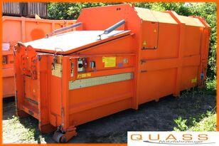 hook lift MAN 5x Müllpresscontainer 18 m³/Müllpresse/Container