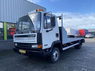pengangkut mobil DAF 45.150 Manual pump, full steel, NL truck
