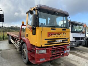 pengangkut mobil IVECO EUROCARGO 18E28 RECOVERYTRUCK