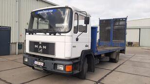 pengangkut mobil MAN FL 14.192 Euro 1 Engine / Winch 15000 kg