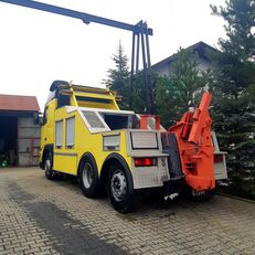 pengangkut mobil VOLVO fh 12 holownik towing truck