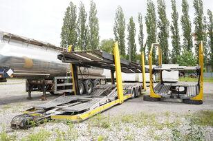 pengangkut mobil LOHR Body + trailer set , for 8-12 cars