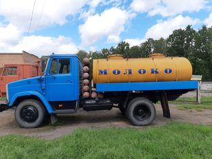 tanker pengangkut susu ZIL 433362