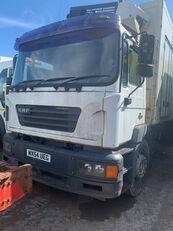 truk berpendingin ERF ECM 2004/2003 BREAKING FOR SPARES untuk suku cadang