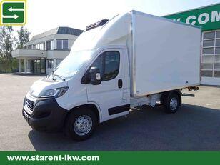 truk berpendingin PEUGEOT Boxer Tiefkühlkoffer, Carrier Xarios 350, Klima, Tempomat, Rückf baru