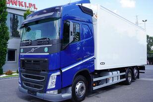 truk berpendingin VOLVO FH460 , E6 , 18 EPAL , Height 2,6m , partition wall , retarder