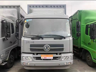truk box DONGFENG Cargo truck