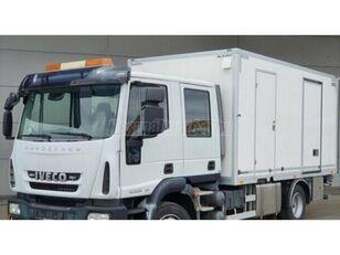 truk box IVECO Eurocargo 120 E 25 Doka Műhelykocsi