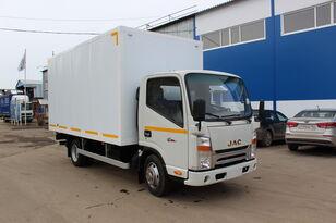 truk box JAC Промтоварный автофургон (европромка) на шасси JAC N56 baru