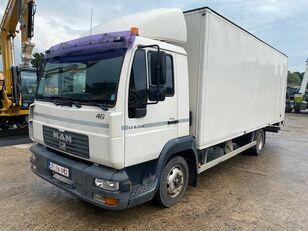 truk box MAN LE 8.150 L2000