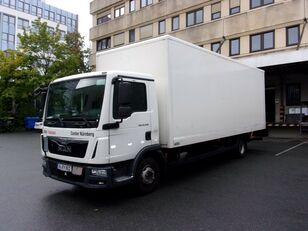 truk box MAN TGL 12.250 Koffer+HF