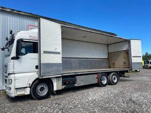 truk box MAN TGX 26.440, 6x2
