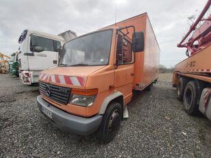 truk box MERCEDES-BENZ 814D