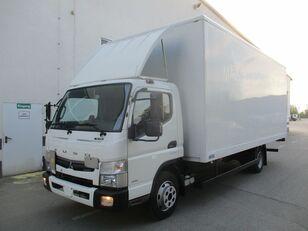 truk box Mitsubishi Fuso Canter 7C18 rusak