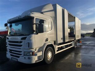 truk box SCANIA P320