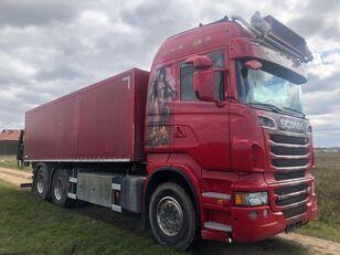 truk box SCANIA R560 V8 HDS 19TON/m TR.084