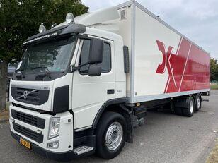 truk box VOLVO FM 330 + EURO 5 + 2.500 KG LIFT + 27 TONS + BOX 9.65 METER + CAM