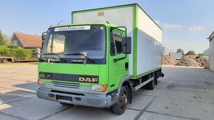 truk box DAF 45.130 Ti 6 Cylinders Euro 2 Spring-Spring