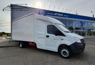 truk box GAZ A21R25 baru