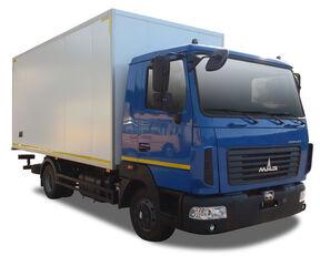 truk box MAZ baru