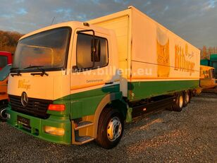 truk box MERCEDES-BENZ 2523 6x2  Lenkachse Schwenkwand Schaltgetriebe