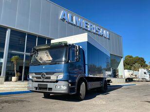 truk box MERCEDES-BENZ ATEGO 1222 L