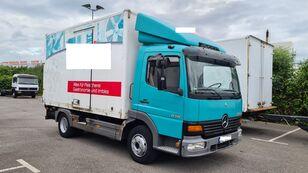 truk box MERCEDES-BENZ Atego 818 BL ´´Koffer 4.20m´´ RD 3.60m LB