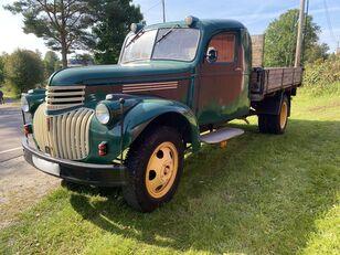 truk flatbed CHEVROLET 160