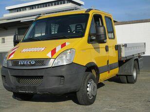 truk flatbed IVECO Daily 60 C 17 DOKA Platós