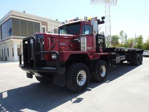 truk flatbed KENWORTH * C500 * Bed / Winch * 8x4 Oil Field Truck *