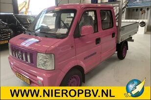 truk flatbed DFSK V21 Dubb cab Airco MMBSZ1 * SPECIAL PINK HUMMER EDITION*