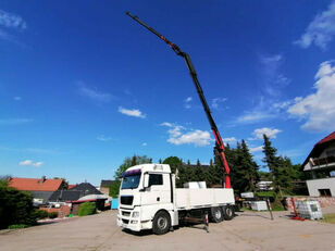 truk flatbed MAN TGX 26.480