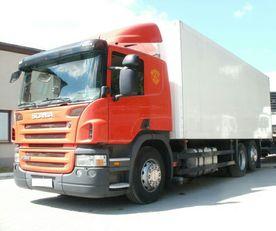 truk isotermal SCANIA P380