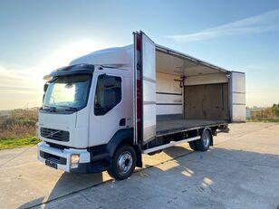 truk isotermal VOLVO FL 240 Open side