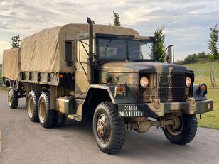 truk jungkit AM General M35 series + trailer yang bisa dimiringkan