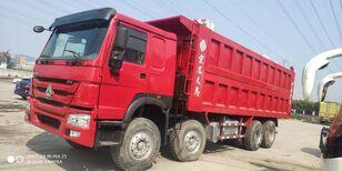 truk jungkit HOWO 375