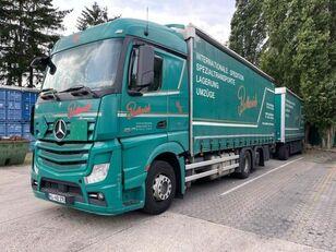 truk jungkit MERCEDES-BENZ 2545 L 6X2 ACTROS / EURO 6