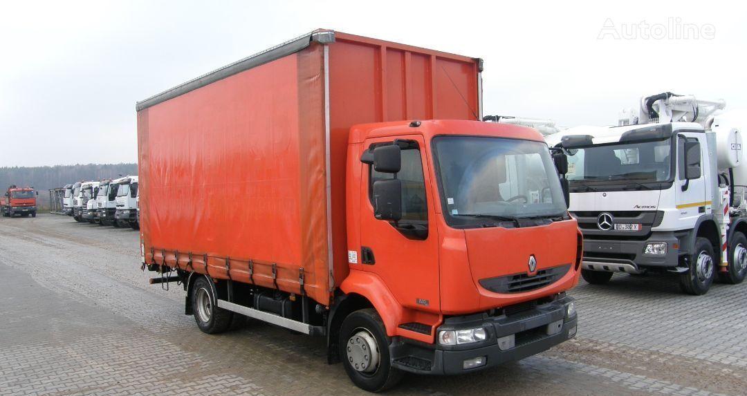 truk jungkit RENAULT KERAX 220