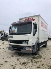truk makanan DAF motrice 2 assi furgone sponda