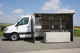 truk makanan FORD Transit