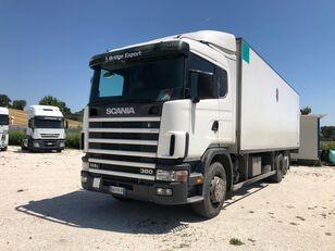 truk makanan SCANIA R114 380 motrice 3 assi