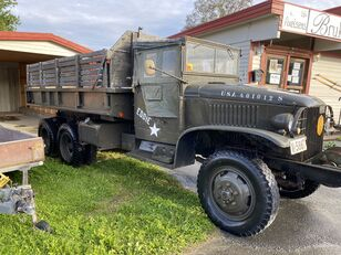 truk militer GMC 1942   CCKW 353 with winch