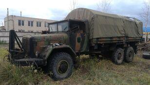 truk militer MAGIRUS-DEUTZ JUPITER untuk suku cadang
