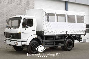 truk militer MERCEDES-BENZ 1017