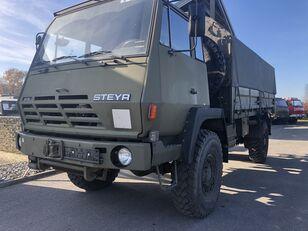 truk militer STEYR 1291.320 P43/M 4x4 Pritsche mit Plane