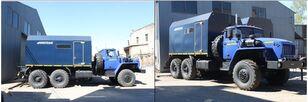 truk militer URAL Паропромысловая установка ППУА-1600/100 на шасси Урал 4320 baru